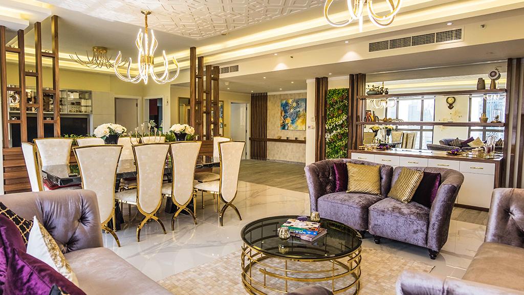 Living Room Design Trends for 2018 – Tricks of the Trade