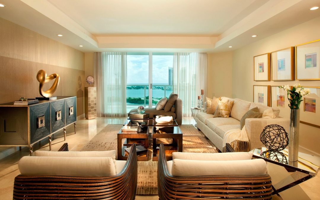 Interior Design – 5 Clever Ways to Create More Visual Harmony in Your Home